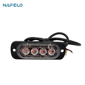 100PCS Emergency Strobe Lights