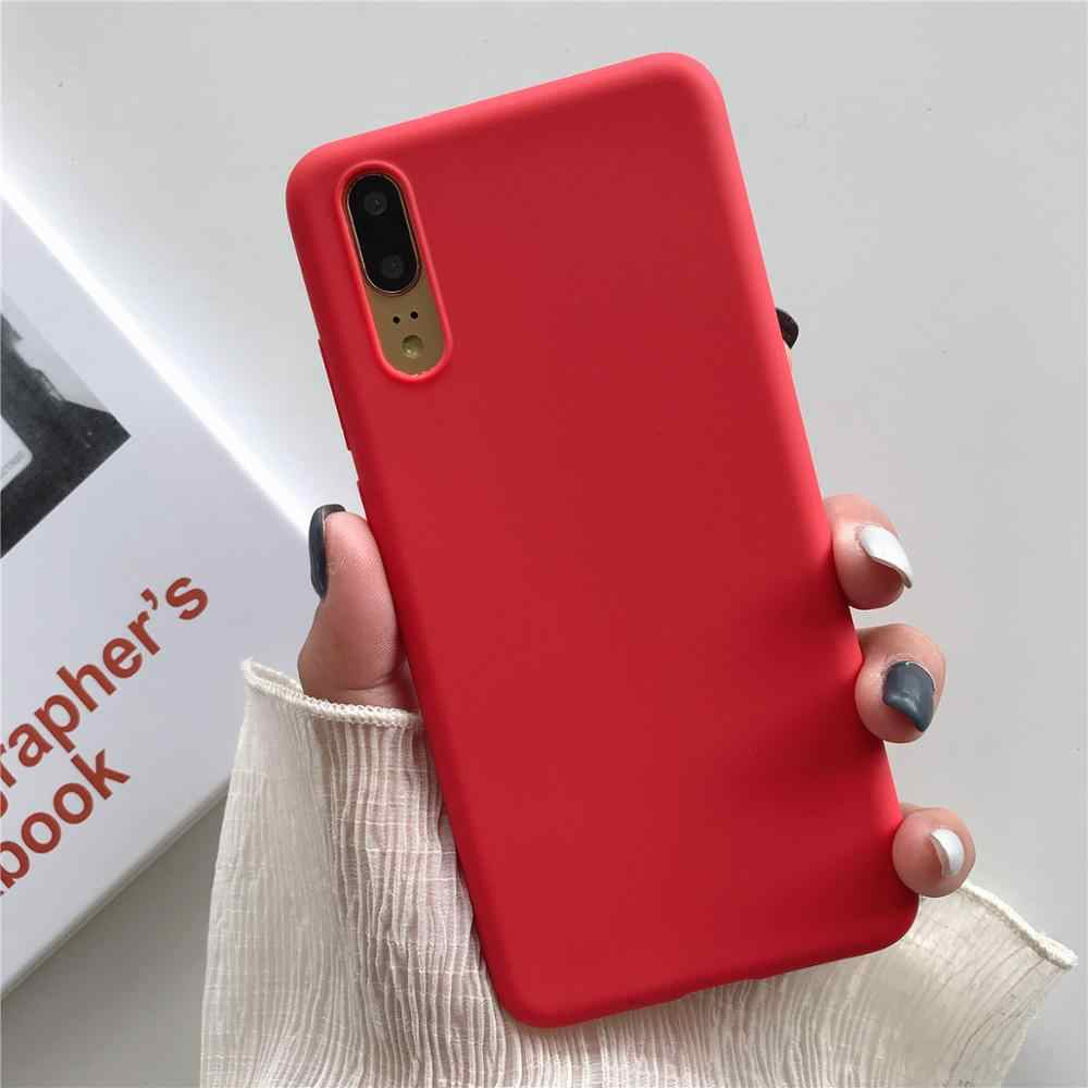 סוכריות מקרה עבור Xiaomi Redmi הערה 4 4X 6A הערה 7 פרו מקרה רך הסיליקון צבעוני Coque לxiaomi Xiomi redmi Note7 פרו מקרה Funda