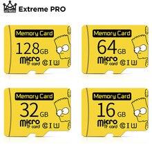 Qualidade superior tf cartão 16gb 32gb 64gb classe 10 impermeável cartão de memória 128gb 256gb para adaptador livre presente