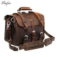 Толстая кожаная дорожная сумка Crazy horse, 2 использования, дорожный рюкзак, Мужская натуральная кожа, большая Вместительная дорожная сумка, Большая вместительная сумка на выходные