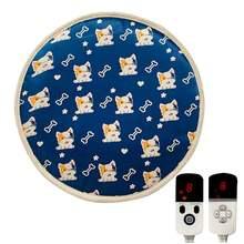 Электрическое одеяло для домашних животных с регулируемой температурой