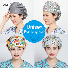 Hat Scrub-Hat Beautician Wholesale Women Spa And Multicolor Sweat-Absorbent Fluffy Breathable