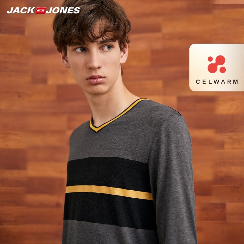 JackJones Men's Celwarm Thermal Underclothes Menswear| 2194HG501
