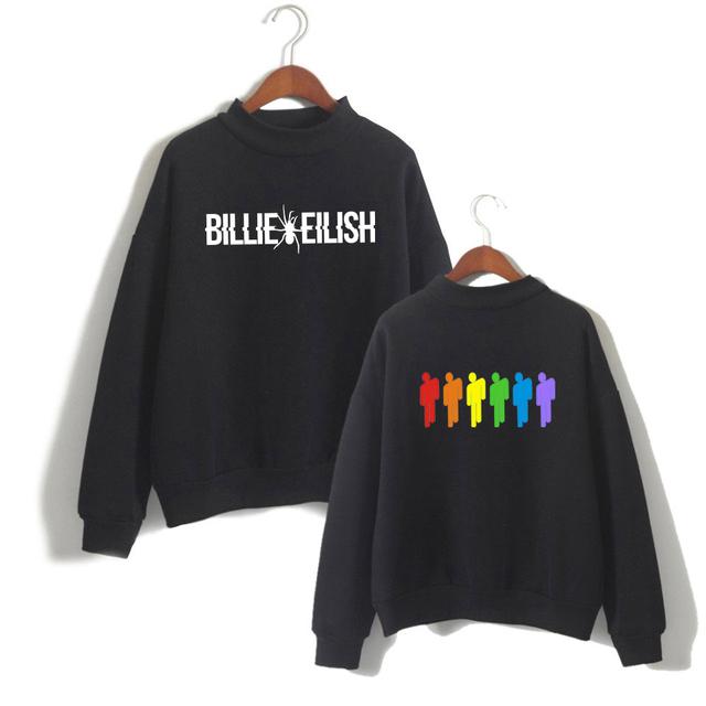 BILLIE EILISH SWEATSHIRT (5 VARIAN)