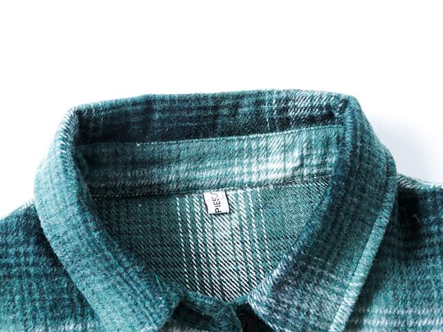 Vintage Plaid Shirt 6