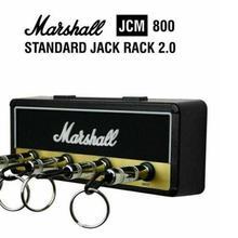 Реечный усилитель Marshall Jack II, винтажный гитарный усилитель, держатель для ключей, 2,0, Marshall JCM800, держатель для ключей Marshall