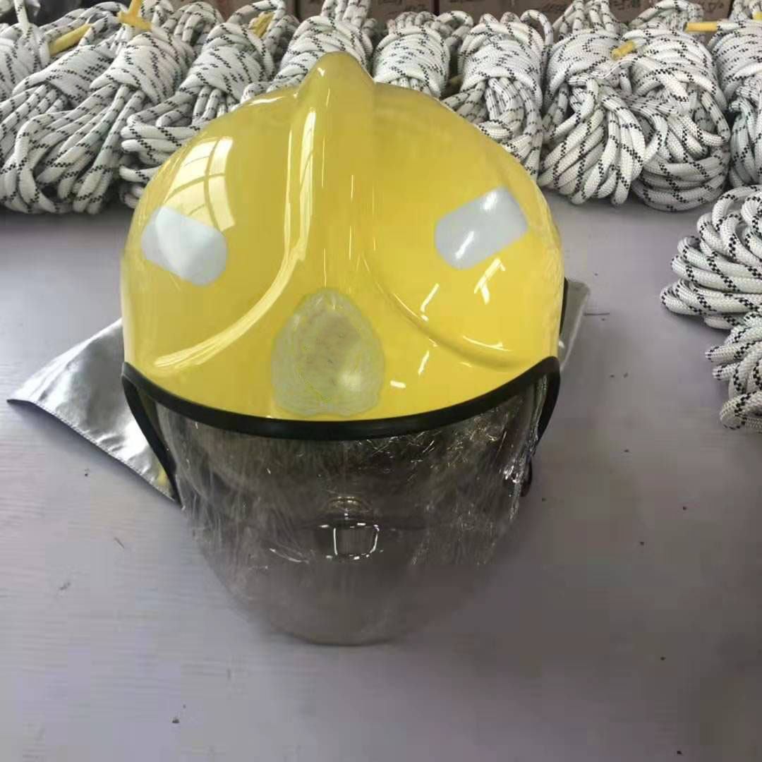 Fire Protection Helmet Firefighters Fire Protection Helmet Rescue Helmet Safety Fire Helmet