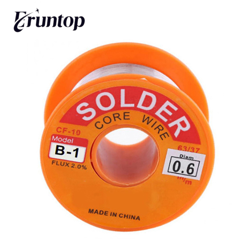 1PCS CF-10 Modle B-1 50g 63/37 Solder Core Wire 0.5/0.6 / 0.8 / 1.0mm Available With 2.0% Flux