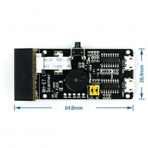 Image 4 - Qr /1d/2d/code Scanner V3.0 Bar Code Scan Recognition Module Serial Communication Uart Interface Usb Keyboard Input