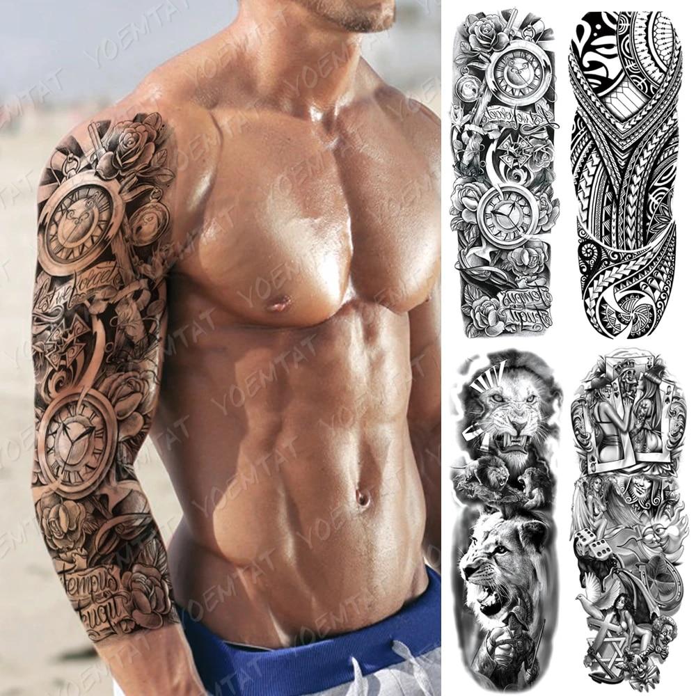 Kreuz unterarm männer tattoo Erstaunliche Kreuz