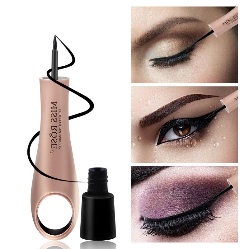 1 PCS Female Eyeliner Waterproof Long-lasting Portable Makeup Eyes Cosmetic