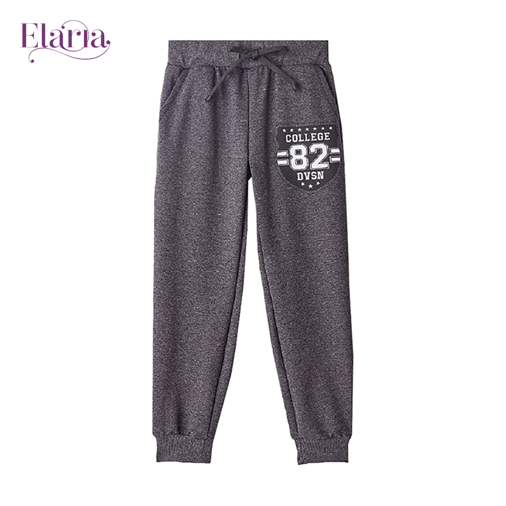 Children Sports Pants Elaria Sbf-23-1 children sportswear accessorie sport suit for children of girls and boys clothes suit children s cardigan and pants crumb i safari growth 1 5 3 year