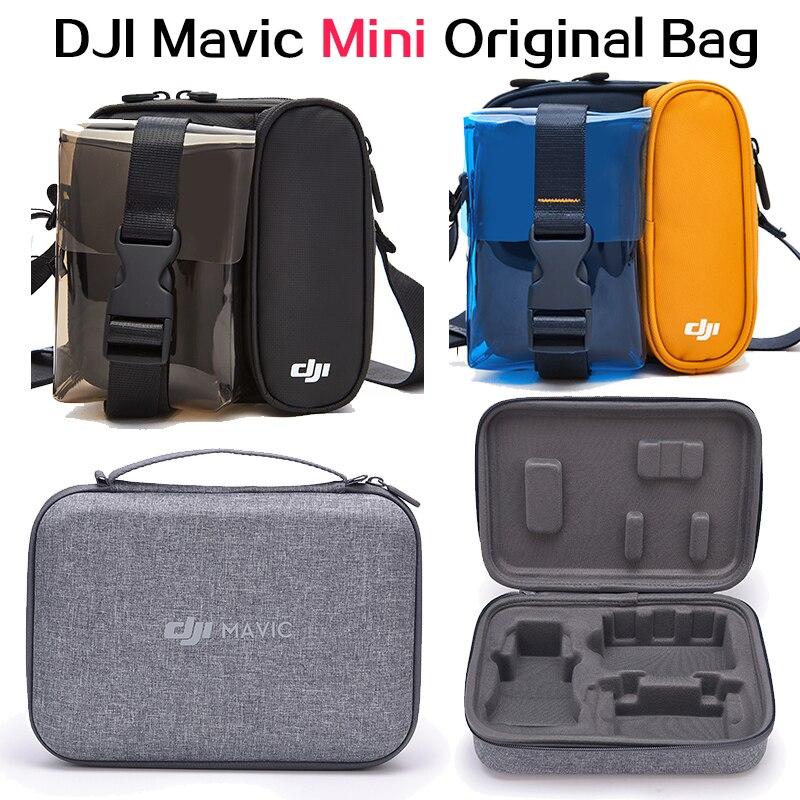 Dji mavic mini saco 100% marca original à prova dwaterproof água bolsa para mavic mini caso acessórios
