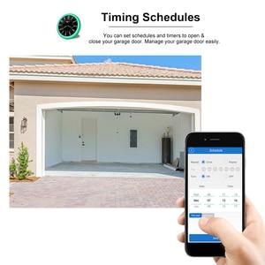 Image 3 - WiFi Smart Switch Garage Door Controller Doors Opener Smart Phone Remote Contro For Amazon Alexa Google Home Voice Control
