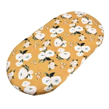Crib Changing Table Pad Cover Baby Moses Basket Sheet Cradle Bedding Protector 97BD