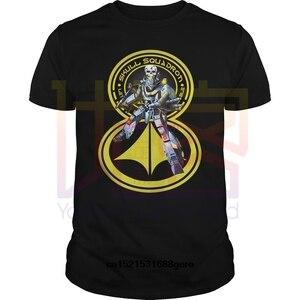 Divertida camiseta Robotech, líder del cráneo, VF-1S, camiseta para hombres