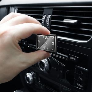 1pc Car Clock Mini Automobiles