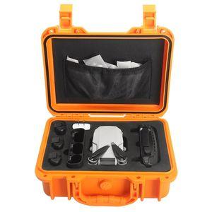 Image 2 - Hardshell עמיד למים אחסון תיק נייד כף יד נרתיק תיבת לdji MAVIC מיני Drone אבזרים