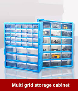 Dividing-Box Tool-Box Parts Screw Storage-Cabinet Hardware Component LEGO Multi-Drawer