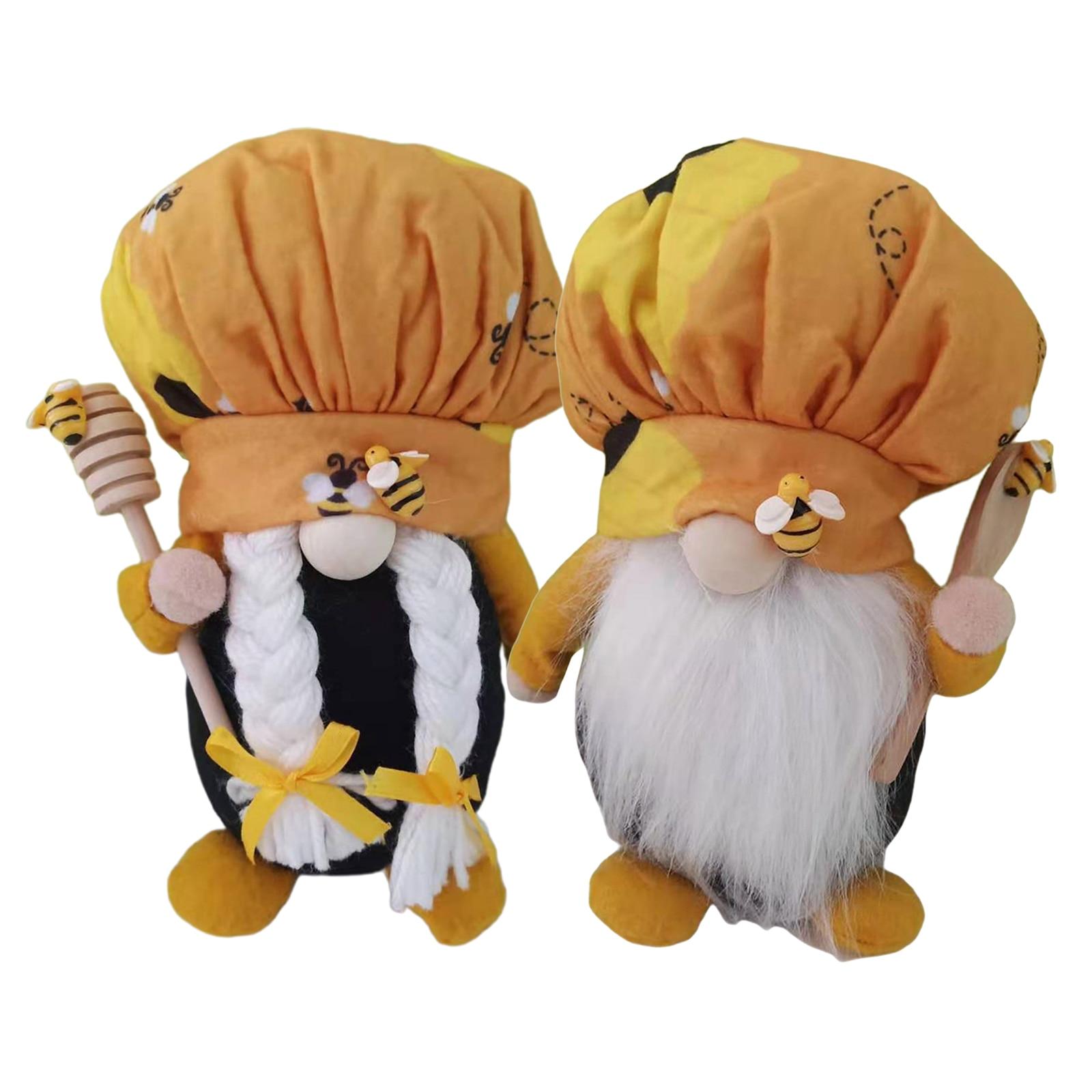 Очаровательные гномы 2 шт., мягкая кукла, Шведский Рождественский подарок Санты, детский подарок