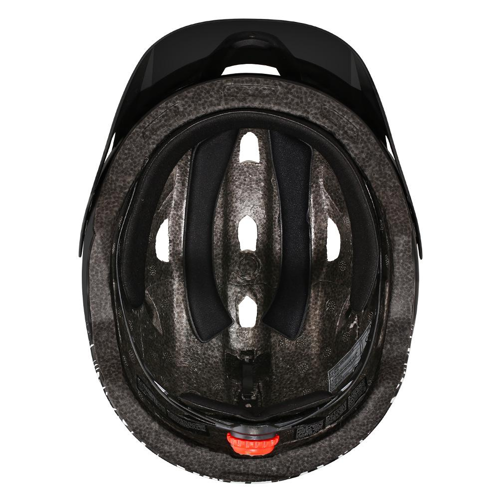 Children Protective Helmet Mountain Road Bike Wheel Balance Scooter Safety Helmet with Tail Light in Bicycle Helmet from Sports Entertainment