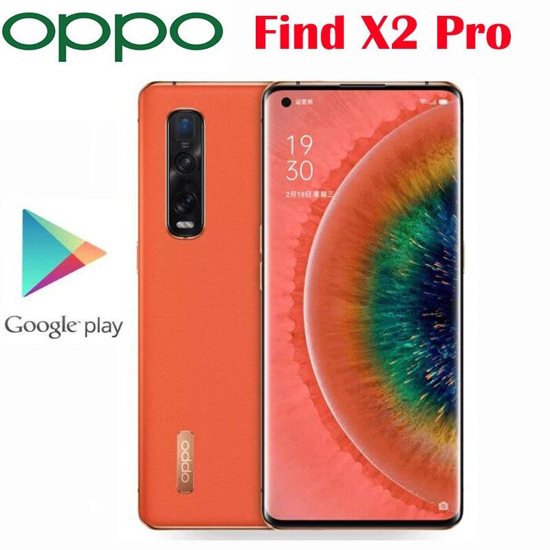 Смартфон OPPO Find X2 Pro 5G, 12+256ГБ, 48+48+13МП/32МП, 6,67'', NFC