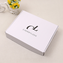 Custom logo printing Packaging Box Wholesale Customized Fit