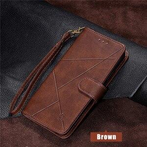 Чехол-бумажник с откидной крышкой для Xiaomi Mi A3 CC9 CC9E 9T 9lite Xiomi Redmi K30 K20 8A 7A Note 8T 7 8 Pro, роскошные кожаные сумки, Обложка