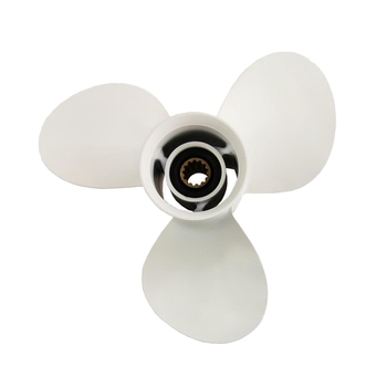 Outboard Propeller,Boat Engine Aluminum Propeller 663-45952-02-EL for Yamaha 25-60HP