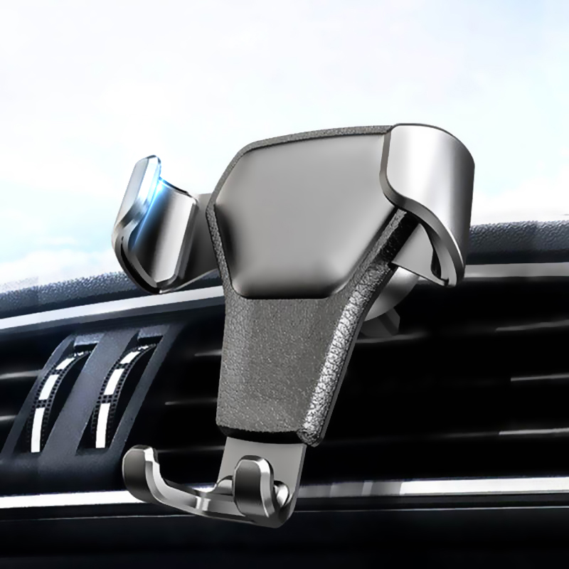 Car Phone Holder Gravity Car Air Vent Mount In Car For Iphone X XS XR 11 Pro Max 6S 7 8  Phone Stand Support Smartphone Voiture