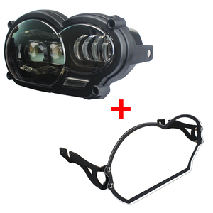 Image 1 - 2018 New Product For BMW R1200GS 2004 2005 2006 2007 2008 2009 2010 2012 Led Headlight and Protective cover