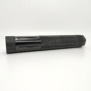 Image 5 - 10นิ้ว1/2 28 5/8 24สกรูกรวยเดี่ยวอลูมิเนียมสีดำตัวทำละลายดักรถการใช้สำหรับ NAPA 4003 WIX 24003