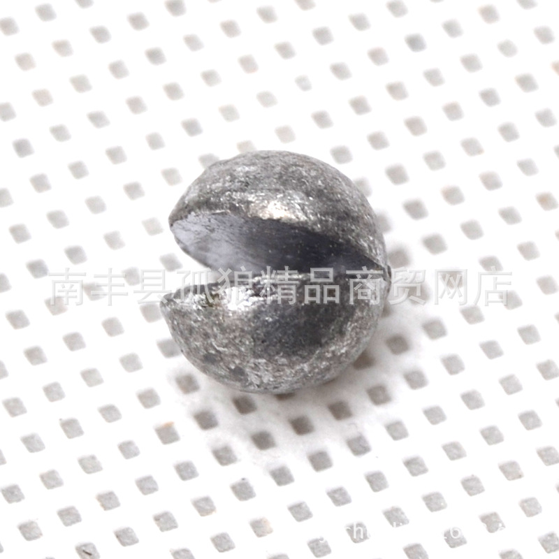 Adjustable Sinker Different Specification Sinker Fishing Gear Angling Accessories Fishing Supplies