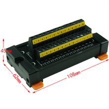 "Servo SCSI 26 модуль 26 pin половина шаг/0,05 ""D SUB женский Breakout Board"