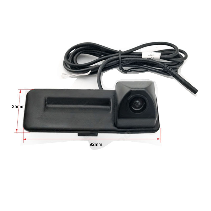 Car Reverse Rear back up <font><b>camera</b></font> for Octavia Fabia superb Rapid <font><b>Audi</b></font> A1 A4L <font><b>Q3</b></font> Q5 S5 A8L Volkswagen passat sagitar tiguan sharan image