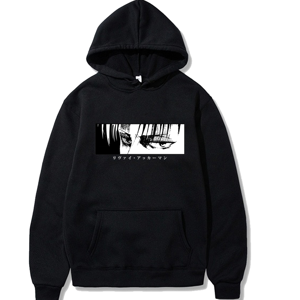 Attack on Titan Hoodie Men Fashion Loose Pullovers Casaul Tops