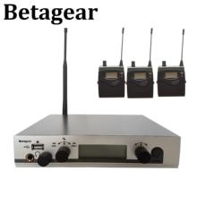 Betagear In-Ear Monitoring System 300IEM G3 SR300 IEM Personal Monitor Wireless System in ear monitor system audio profesional