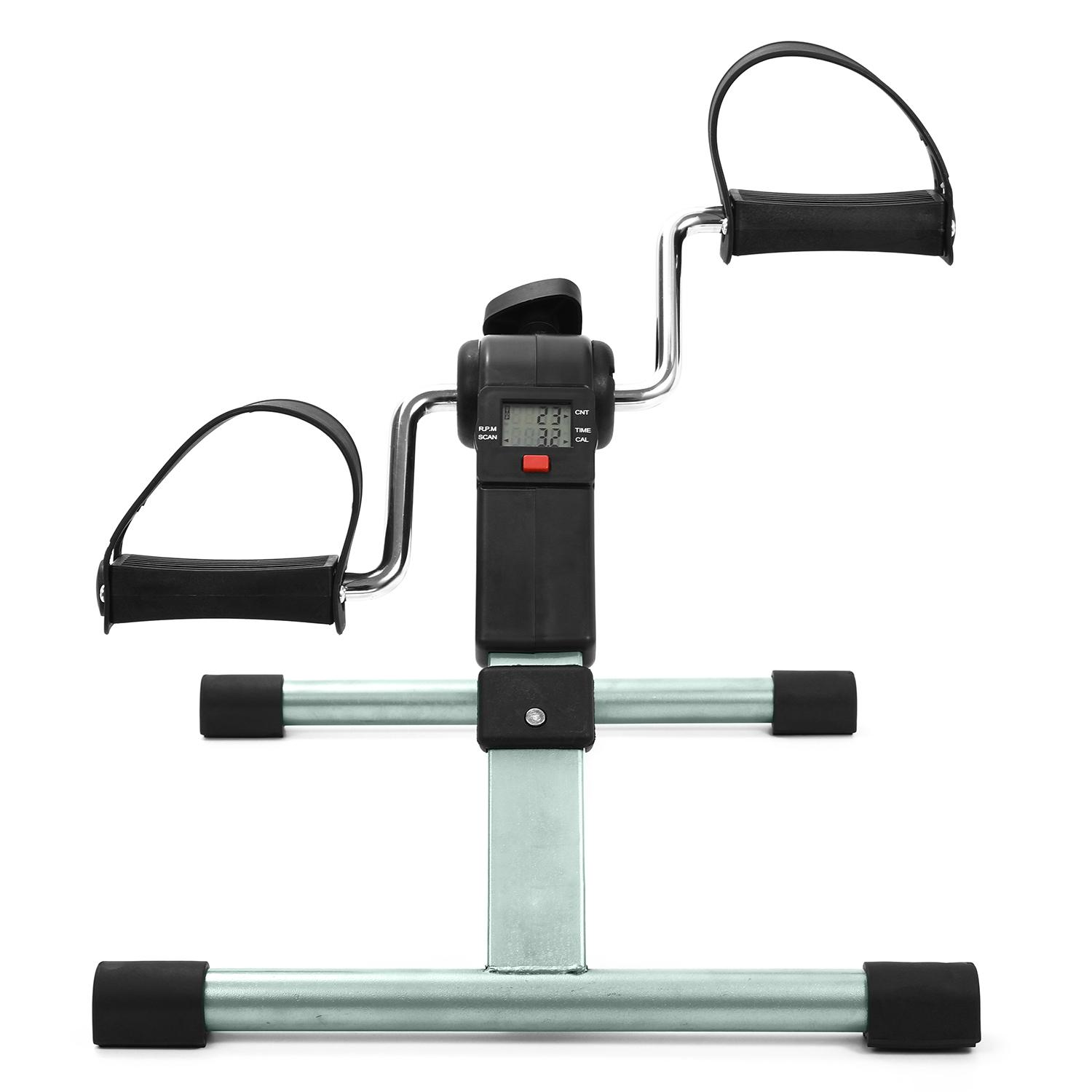 Portable Fitness Stepper Treadmill Cardio Steppers Leg Machine Fitness Equipment Home Gym Exercise Mini Spinning Bike
