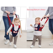 Pulling and Lifting 7-24 Month Breathable Baby Stand Up Walking Learning Helper H05C