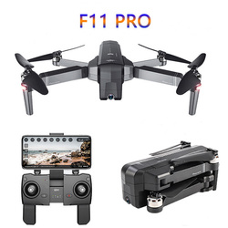 SJRC F11 PRO GPS RC Drone With 2K Camera FPV 5G Wifi Quadcopter Helicopter Drones Gesture Control Brushless 25mins Fly Foldable