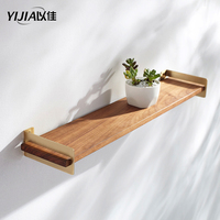 Decorative Wall Mounted Hanging Basket Storage Rack for Home and Office