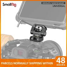 SmallRig Swivel and Tilt Adjustable Monitor Mount With Screws Mount For Camera/Monitor/Light/Microphone Dslr Accessories -2904