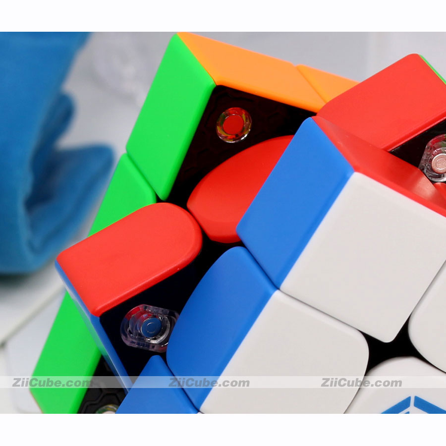 Cube magique puzzle GANCUBE GAN356 GAN 356XS X gan356xs 3X3X3 aimant magnétique professionnel cube GAN356X cube de vitesse - 3