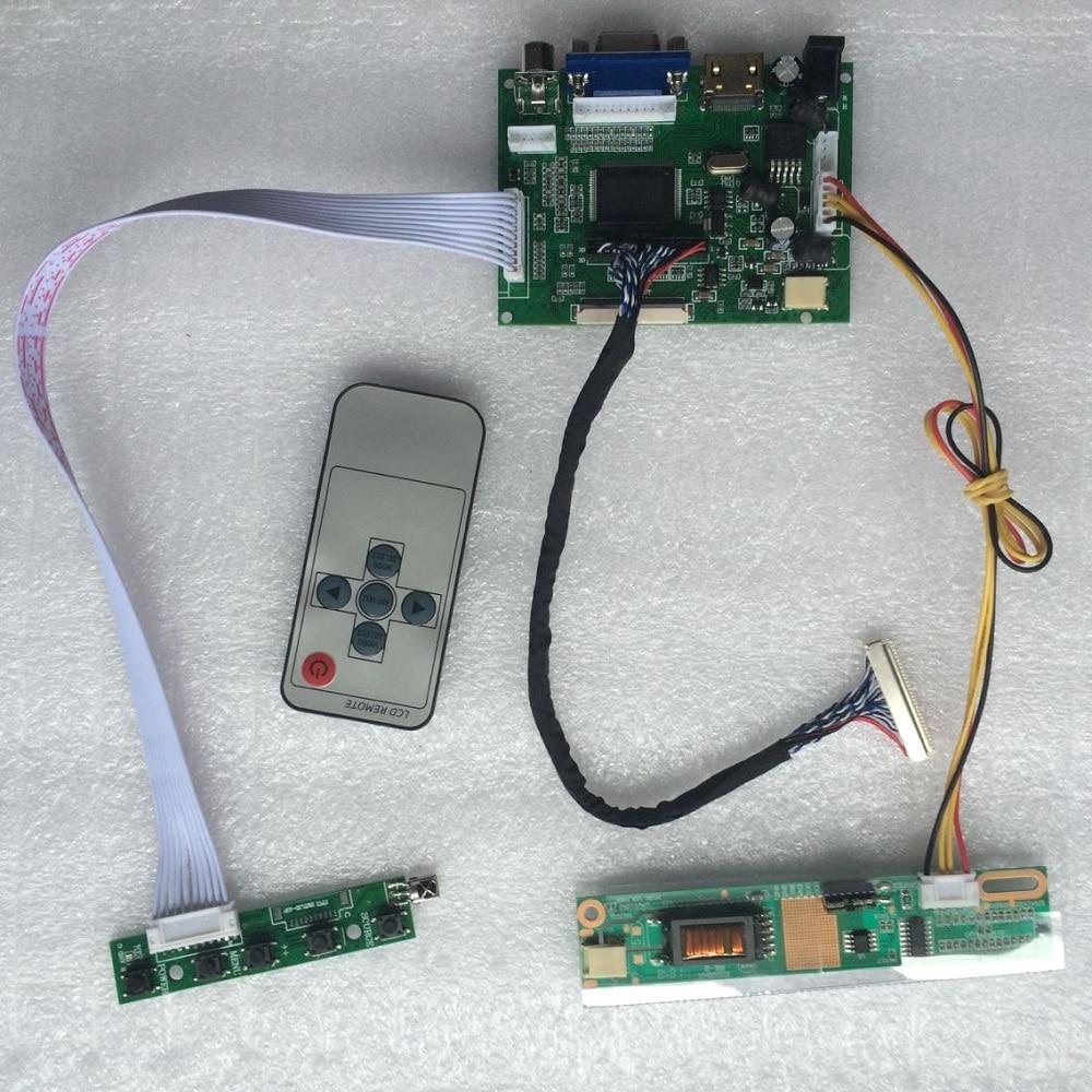 Controller Driver Board For LTN170X2-L02 17