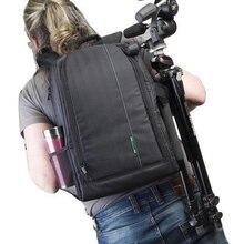 Waterproof DSLR Backpack Video Digital DSLR Camera Bag Multi-functional Outdoor Camera