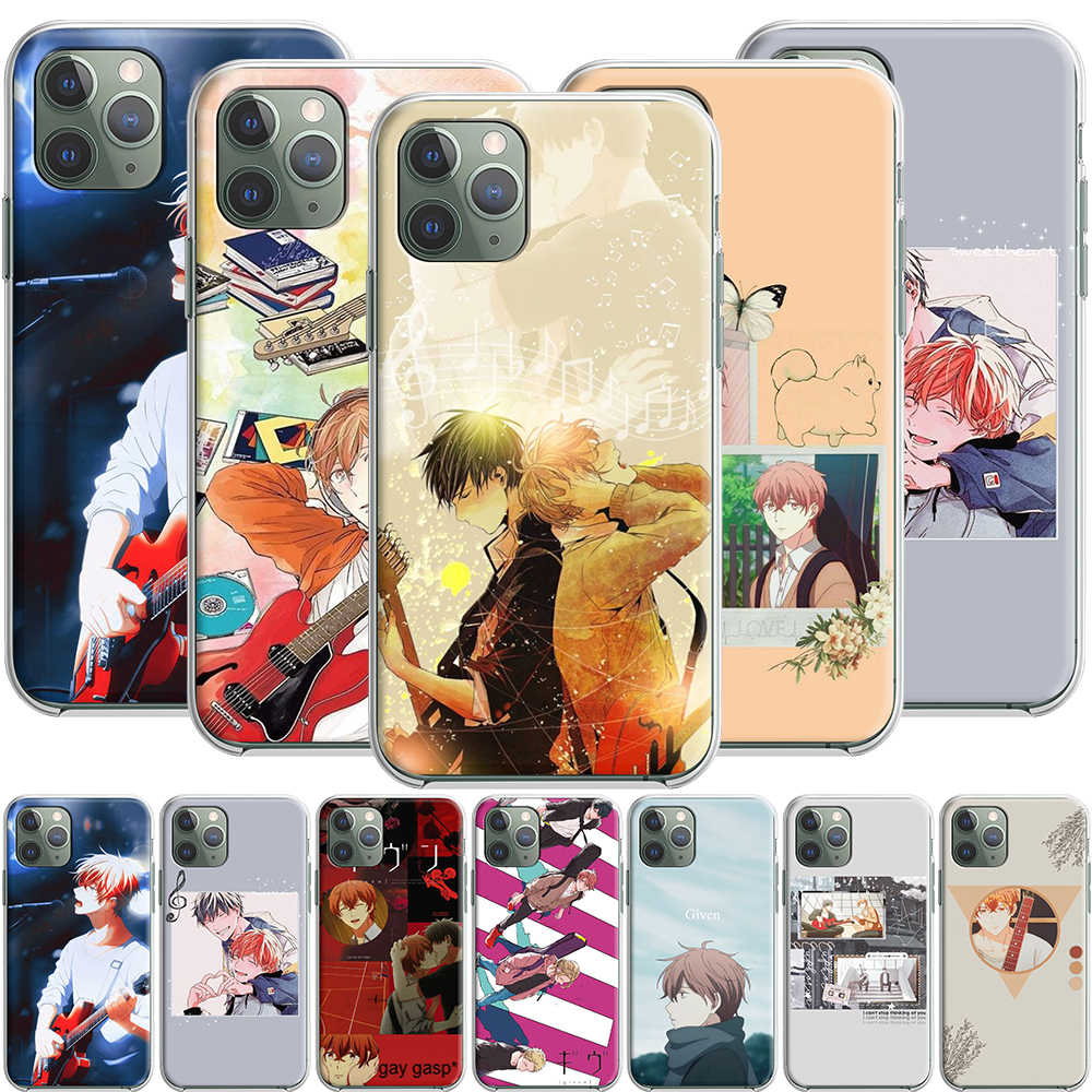 Given Anime Silicone Case For Apple Iphone 12 Mini 11 Pro Se Xs X Xr Max 8 7 6s 6 Plus 5s Phone Case Covers Aliexpress