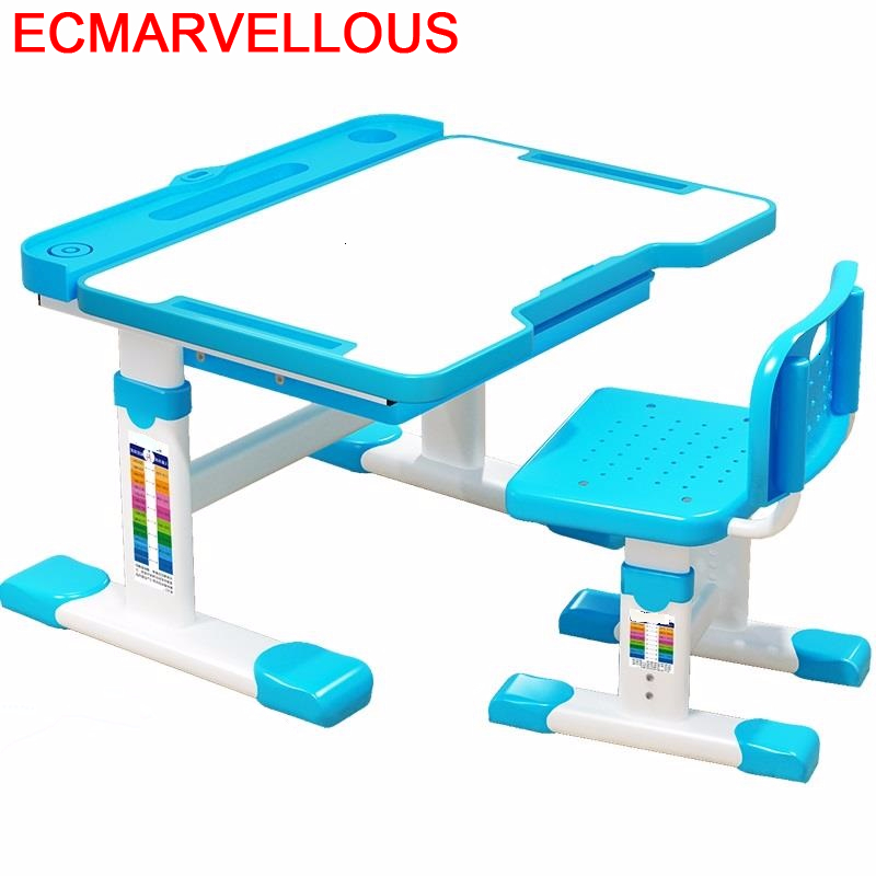 Cocuk Masasi De Estudo Pupitre Stolik Dla Dzieci Tavolino Bambini Adjustable Enfant Kinder Mesa Infantil For Kids Study Table