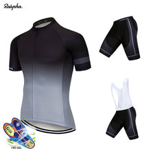 Cycling Clothing Men Summer Bike Clothing Breathable Anti-UV Bicycle Wear/Short Sleeve Cycling Jersey Sets Ropa Ciclismo Maillot стоимость