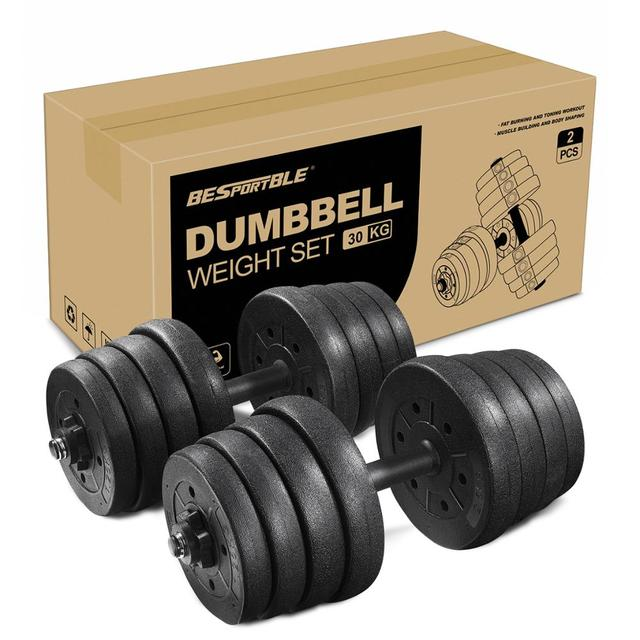 Adjustable Dumbbell Weight Set   5