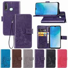 Flip Wallet PU Leather Case For VIVO Y91 Y93 Y97 Y